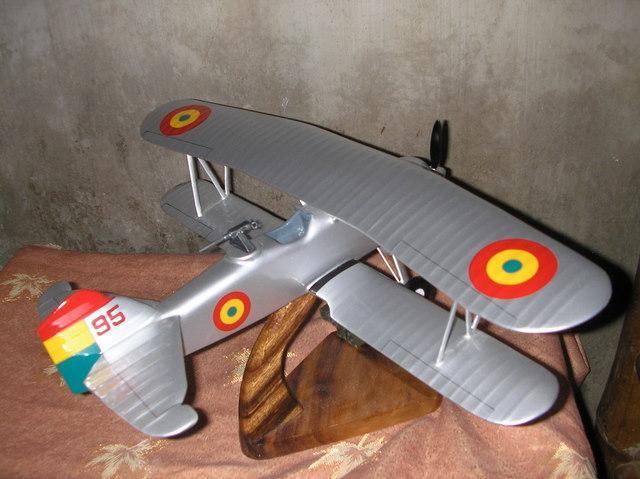 Rainbow Biplane